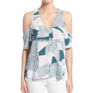Trouve size Medium off the shoulder blouse